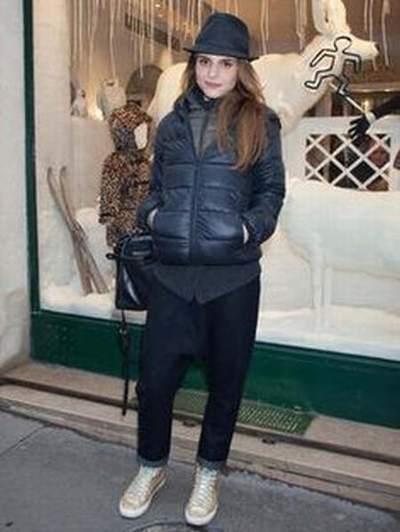 Uniqlo manteau doudoune femme